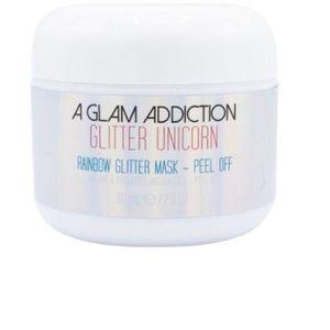 Glam Addiction Unicorn Rainbow Peel Off Mask
